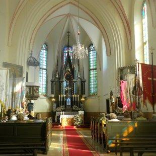 Baznīcai 150.g. 08.09.2013