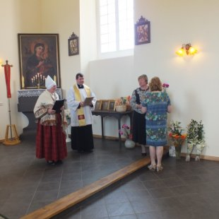 Pēc Sv. Mises 25.05.2014.g.