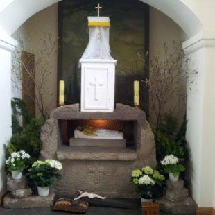 """""""Kristus kaps"""" 2014.g. Pēc b-cas renovācijas"""